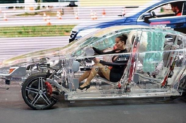 image drole en voiture